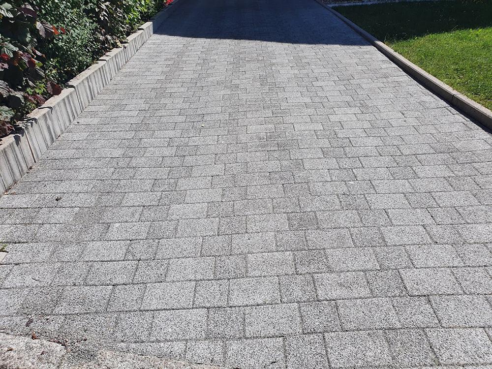 Terrassenplatten reinigen in Herrenberg
