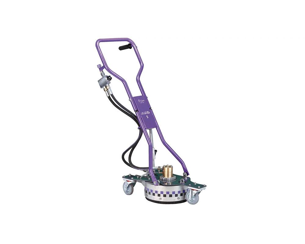 Hochdruck Boden Reinigung